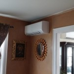 Call for a ductless mini install with Richair!