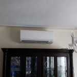 Ductless mini split systems are non-invasive.