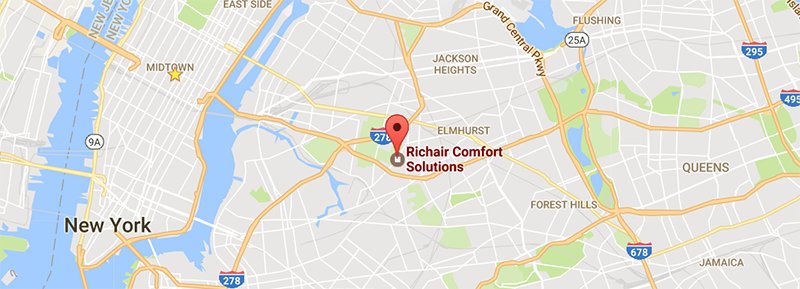 Ductless mini split installation service maspeth new york bronx brooklyn new jersey