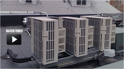 What is a Multi-Room Ductless System?