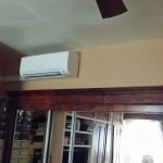 Ductless install 58
