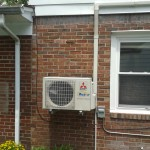 Ductless install 65