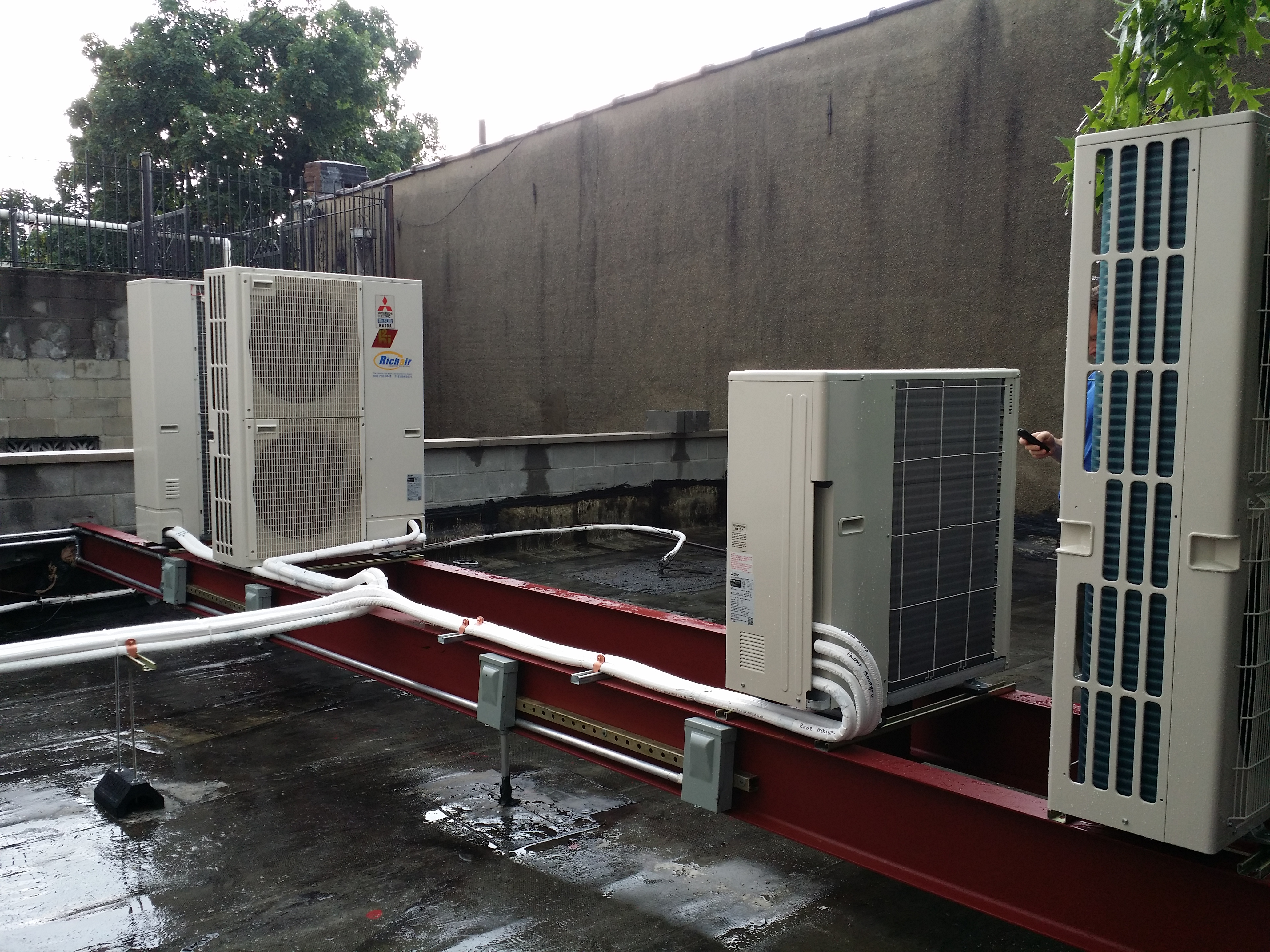 Ductless Heat Pumps In Light Commercial Richair