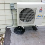 Ductless install 86