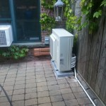 Ductless install 97