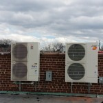 Ductless install 112