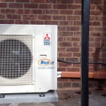 ductless mini split system air conditioner & heat pump