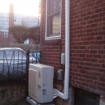 Ductless install 13