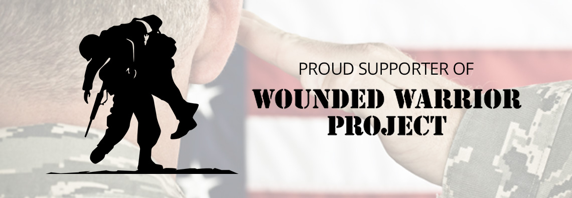 Richair Donates to Wounded Warrior Project®