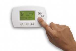 Keep adjusting the thermostat to even out home temperatures