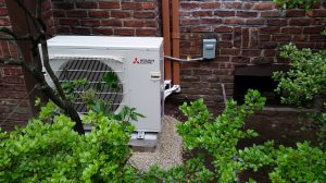 Ductless 2-Zone Heat Pump System in Teaneck, NJ