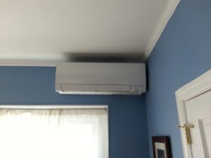 Ultra-high Efficiency Ductless Comfort System