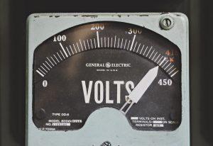 Calculate electricity usage
