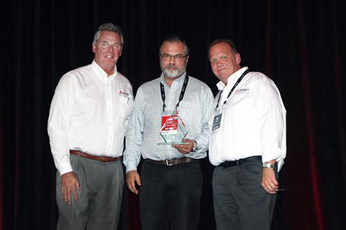 diamond contractor excellence award